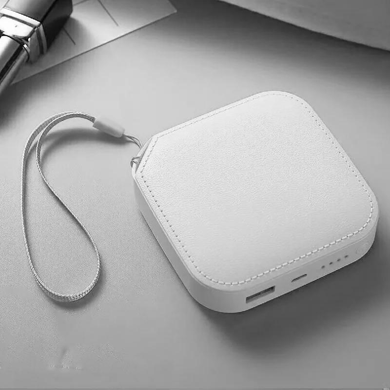 Batterie Externe 4500mAH Blanc