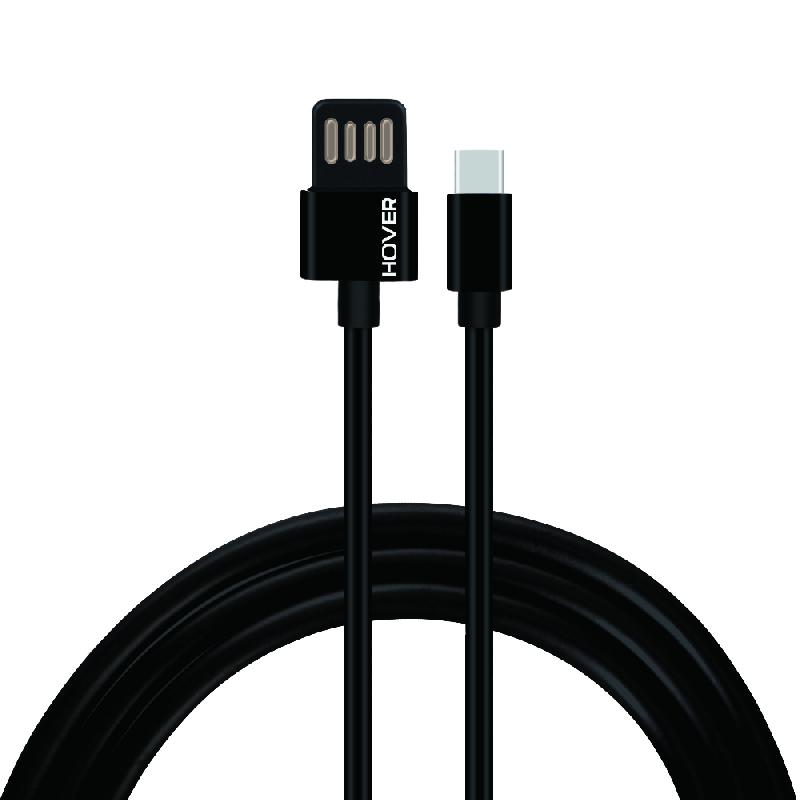 Câble Micro USB Double face