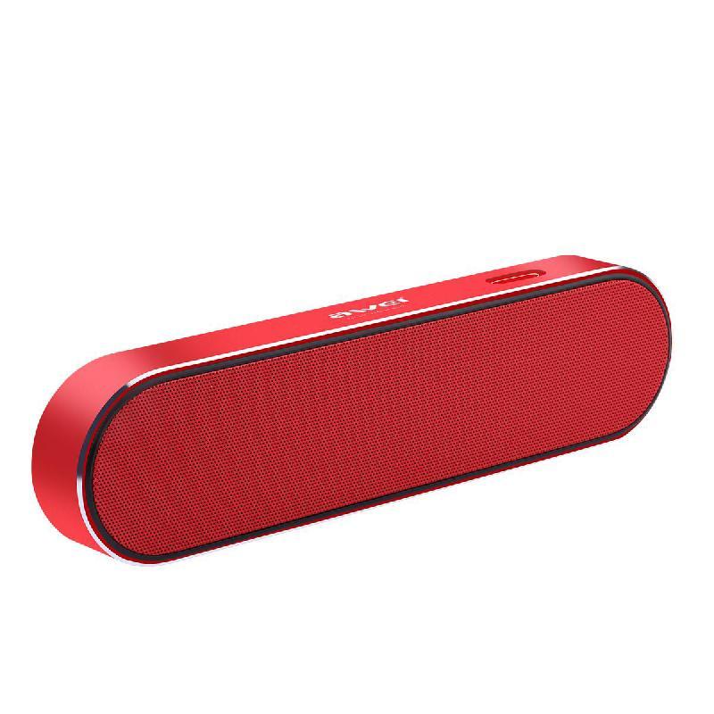 Enceinte Bleutooth Y220 Rouge
