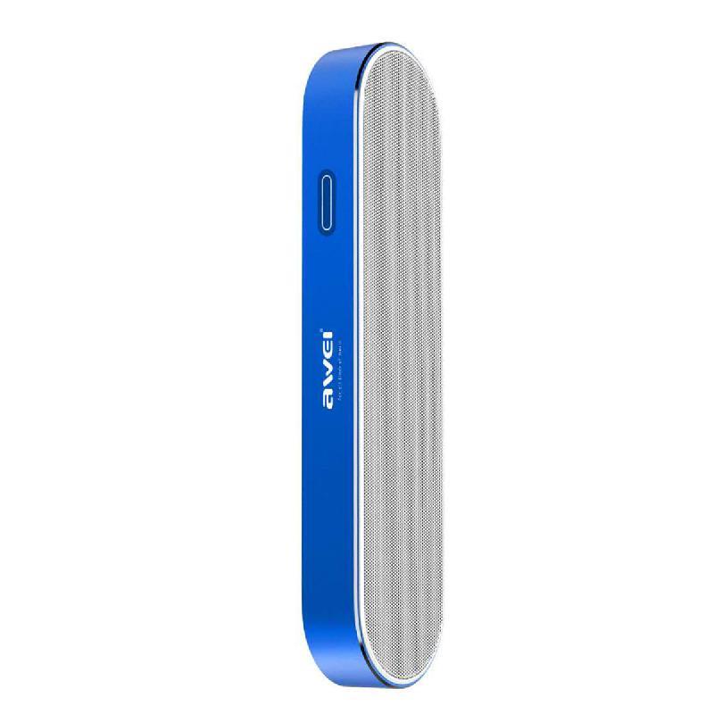 Enceinte Bleutooth Y220 Bleu