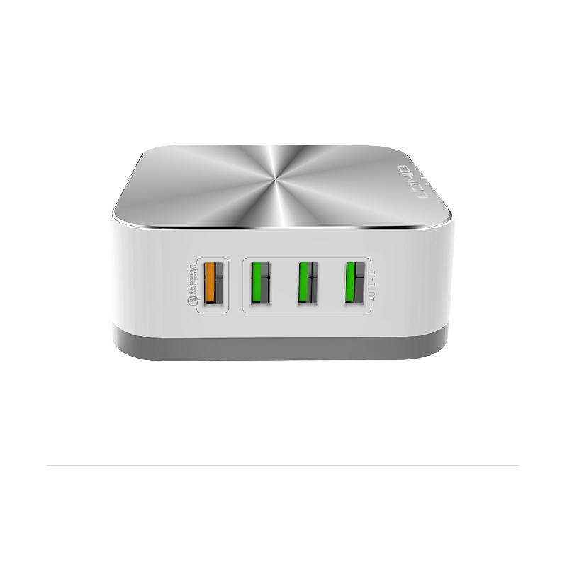 Multiport USB A8101 Argent