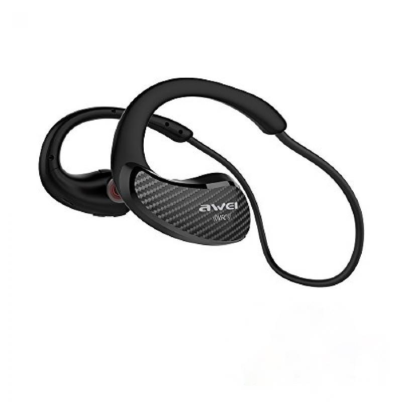 Ecouteurs Bluetooth A881 Noir
